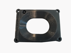 Yamaha Performance Air Box Cover for K&N Filter/Snorkel Delete MT07/FZ07 - Freedom Engineering