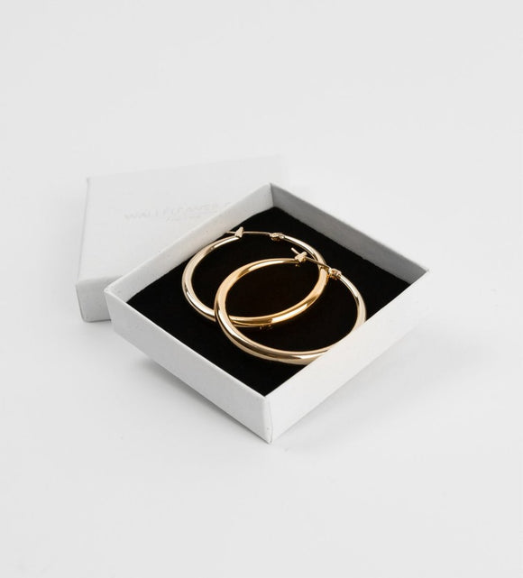 Zara Hoops - Gold