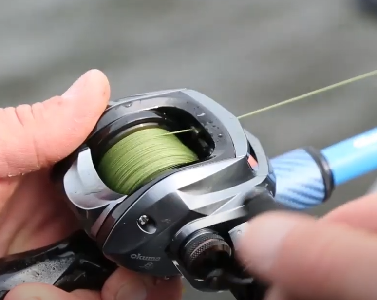 Bass Fishing with Soft Steel