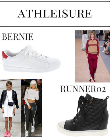 Athleisure Fall 2016 Trends