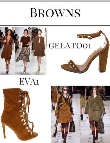 Browns Fall 2016 Trends