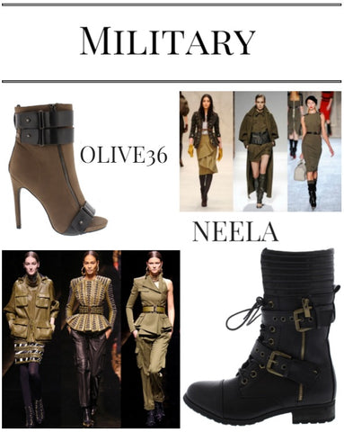 Military Fall 2016 Trends