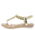A28138 Gold Women's Sandal
