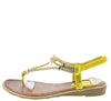 A2911 Yellow Women's Sandal - Wholesale Fashion Shoes