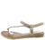 A291 Gold Women's Sandal