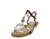 AA98 Black Women's Sandal