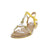 AA98 Yellow Women's Sandal