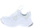 Tatum21 White Multi Lace Up Chunky Sneaker Flat