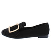 Approach03 Black Women's Flat - Wholesale Fashion Shoes