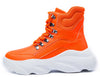 Aston Orange Women's Boot - Wholesale Fashion Shoes
