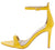 Karter9 Yellow Women's Heel