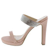 Ayala07 Nude Pu Women's Heel - Wholesale Fashion Shoes