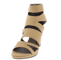 ALLURA NATURAL WEDGE - Wholesale Fashion Shoes