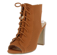 APPLE8 CAMEL WOMEN'S HEEL - Wholesale Fashion Shoes