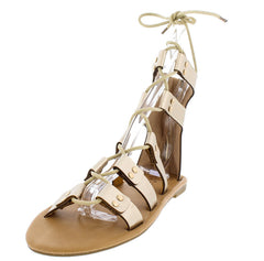 ARUBA GOLD WOMEN'S SANDAL - Wholesale Fashion Shoes