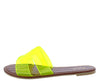 Athena1534 Yellow Women's Sandal - Wholesale Fashion Shoes