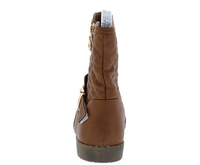 B6866 Camel Women's Boot - Wholesale Fashion Shoes