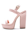 Bronco13 Blush Women's Sandal - Wholesale Fashion Shoes