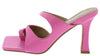 Bossbabe Pink Women's Heel - Wholesale Fashion Shoes
