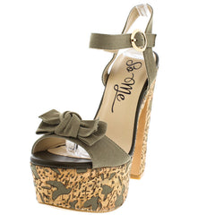 BOTERYS OLIVE WOMEN'S HEEL - Wholesale Fashion Shoes