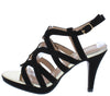 Brene27 Black Women's Heel