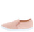 Cali4 Blush Almond Toe Slide On Sneaker Flat