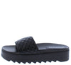 Caro04 Black Women's Sandal - Wholesale Fashion Shoes