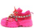 Chunk Fever Neon Pink Women's Boot