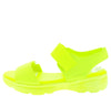 Catch21 Neon Yellow Women's Sandal - Wholesale Fashion Shoes