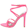 Charlotte1 Neon Pink Women's Heel - Wholesale Fashion Shoes