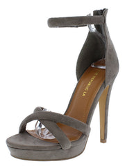 CHOPY GREY WOMEN'S HEEL - Wholesale Fashion Shoes