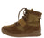 Classic4 Tan Lace Up Canvas Cross Strap Boot