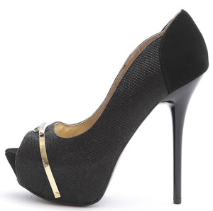 9c8149a833ee5d Daydream67 Black Women s Heel - Wholesale Fashion Shoes