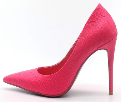Dixie Pink Woman's Heel - Wholesale Fashion Shoes