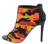 Dashing30 Orange Women's Boot - Wholesale Fashion Shoes