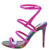 Dashing41 Hot Pink Women's Heel - Wholesale Fashion Shoes