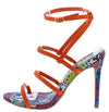 Dashing41 Orange Women's Heel - Wholesale Fashion Shoes