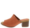 Doria32e Ash Coral Women's Heel - Wholesale Fashion Shoes