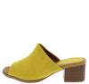 Doria32e Yellow Women's Heel - Wholesale Fashion Shoes
