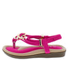 Erita19k Fuchsia Kids Sandal - Wholesale Fashion Shoes