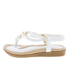 Erita19k White Kids Sandal - Wholesale Fashion Shoes
