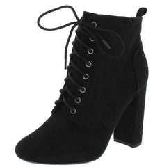 EMINENTH BLACK WOMEN'S BOOT - Wholesale Fashion Shoes