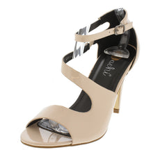 ENYA1 NUDE WOMEN'S HEEL - Wholesale Fashion Shoes
