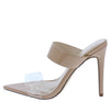 Exception01s Nude Women's Heel