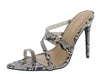 Exception46 Beige Women's Heel - Wholesale Fashion Shoes