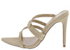 Exception46 Nude Women's Heel - Wholesale Fashion Shoes