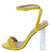 Fabiola2 Yellow Women's Heel