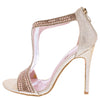 Fairy19 Champagne Women's Heel - Wholesale Fashion Shoes
