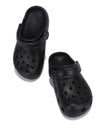Gardendoll Black Cut Out Round Toe Slide On Kids Sandal - Wholesale Fashion Shoes
