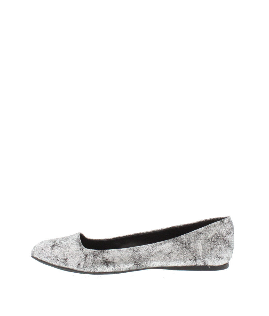 gracie03 silver ballet slide on flat shoes only 10 88 wholesale
